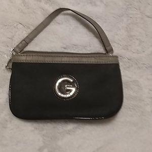 Guess small handbag grey strap